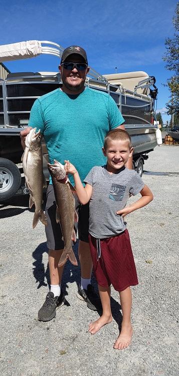 Priest River Fishing